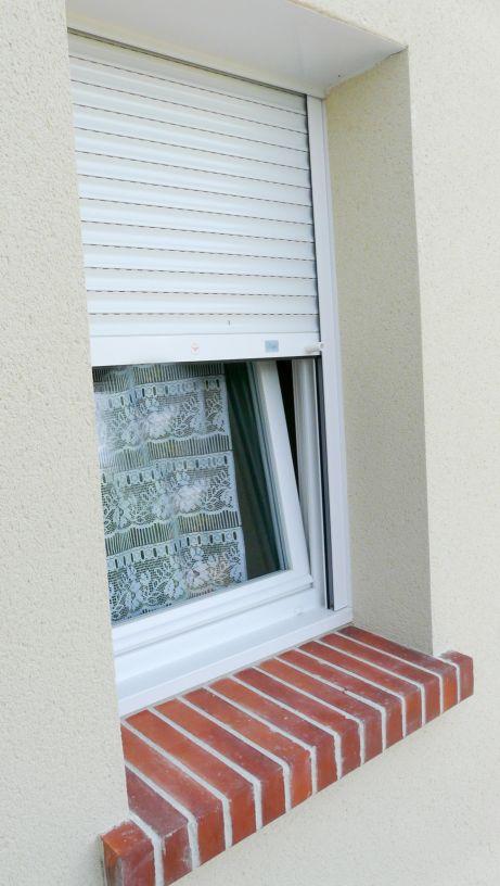 roleta zewnętrzna i okno